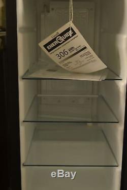 15 U-Line 2115RB00 Black Undercounter All Refrigerator 3.3 Cu. Ft