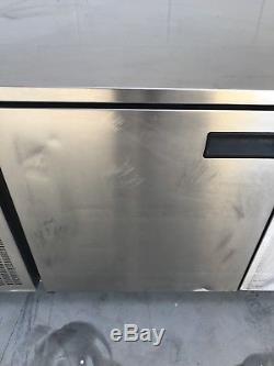 2.5m Foster 3 Door Under Counter Display Fridge Commercial Catering Meat Dairy
