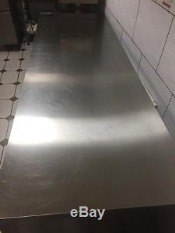 4 Door Under counter Fridge