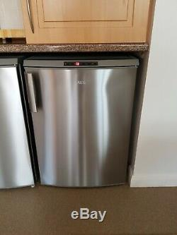 AEG under counter fridge and freezer