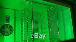 AHT 2 Door Drinks Display / Under Counter Bar/ Pub Glass Froster /Freezer LED