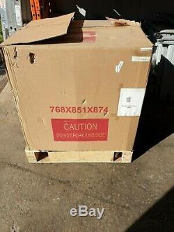 Atosa Commercial Stainless Steel Single Door Under Counter Fridge