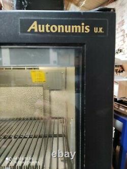 Autonumis Under counter commercial single door fridge bottle cooler
