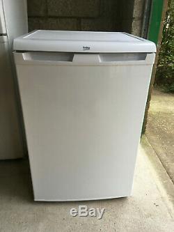 BEKO Under counter free standing larder fridge 130L
