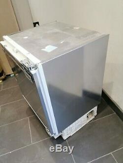 BOSCH Classixx KUL15A60GB Integrated Undercounter Fridge New