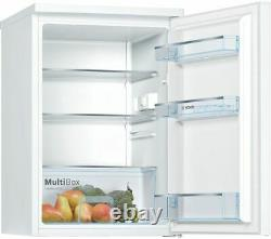 BOSCH KTR15NW3AG UNDERCOUNTER FRIDGE 2 Year Parts and Labour Warranty