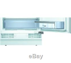 BOSCH KUR15A50GB Integrated Undercounter Fridge White