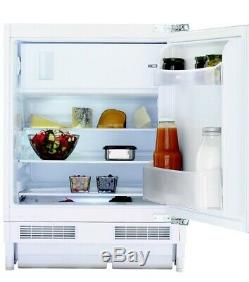 Beko BR11 Integrated UTC White Integrated Fridge with ice box