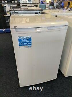 Beko Freestanding Under Counter Fridge 55cm 128 Litres A+ White LXS553W UK
