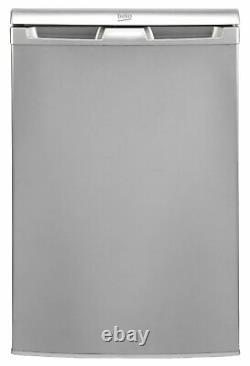 Beko UR4584 Free Standing 101L A++ Under Counter Fridge Silver