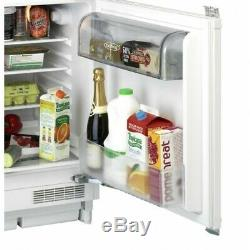 Belling ILF800, (444441928), 128L, Integrated, Under Counter Fridge- White