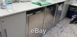 Blizzard Undercounter Refrigerator 140Ltr