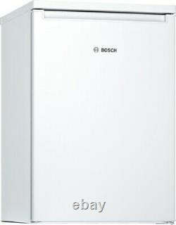 Bosch KTR15NWFAG Under Counter White Larder Fridge with A++ Energy Rating