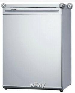 Bosch KTR16A60GB 60cm silver undercounter fridge