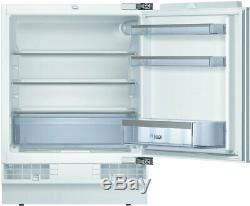 Bosch- KUR15A50G Integrated Under Counter FRIDGE- A+ 2 YEARS PARTS & LABOUR