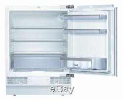 Bosch Serie 6 KUR15A50GB Classixx 137 Litre Integrated Under Counter KUR15A50GB