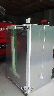 Bosch integrated under counter larder fridge (new unused)