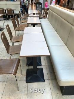 Cafe Chairs Sofas Display Cabinets Drinks Fridge Dishwasher Undercounter Freezer