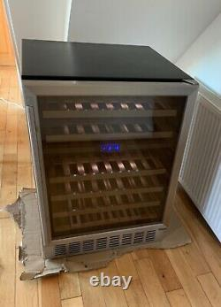 Caple Wine Cooler/ Chiller/Fridge. Under-counter Cabinet Wi6123