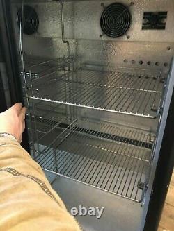 Caravell Under counter Double door pub beer fridge (sliding doors)