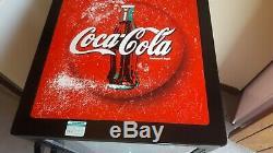Coca Cola Undercounter Fridge, Commercial Chiller, Beer Fridge