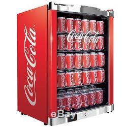 Coca Cola Undercounter Fridge Husky Mini Fridge, Mini Bar