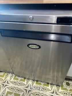 Commercial Catering Foster Under Counter Freezer