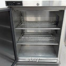 Commercial Freezer Single Under Counter Prep Stainless Williams LA135SA