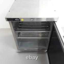 Commercial Freezer Single Under Counter Stainless Williams