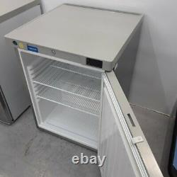 Commercial Fridge Single Under Counter Stainless Chiller Arctica HEA701