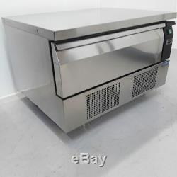 Commercial Stainless Fridge Freezer Chiller Stainless Under Counter Drawer Po