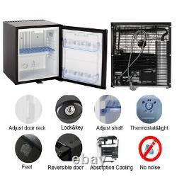 Compact Refrigerator Larder Cooler Undercounter Fridge 12V Quiet Van Caravan RV
