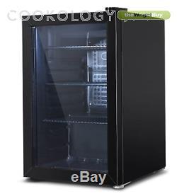 Cookology CBC70BK 70L Under Counter Drinks Fridge, Black