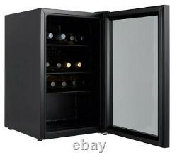 Cookology CBC70BK 70L Under Counter Drinks Fridge, Black BEER COOLER