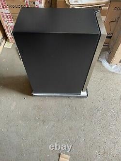 Cookology CWC300SS Wine Cooler S/Steel 20 Bottle 30cm Undercounter Fridge 1