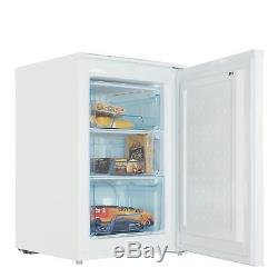 Cookology White 55cm Freestanding Side-by-Side Undercounter Fridge Freezer Pack