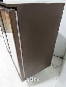 Cornelius Double Door Drinks Display Under Counter Back Bar Bottle Cooler