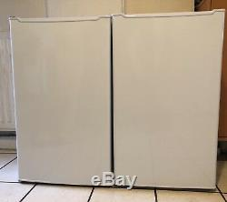 Currys Essential Under Counter Fridge with Freezer compartment +Matching Freezer