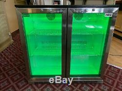 Door Drinks Display / Under Counter Bar Froster / Glass Freezer LED
