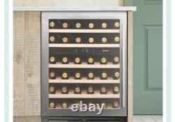 Dual Zone Caple Wine Cooler Undercounter Drinks Cabinet Chiller Refrigerator