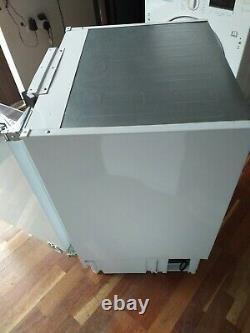 ESSENTIALS CIL60W18 Integrated Undercounter Fridge Fixed Hinge RRP £199.00