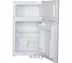ESSENTIALS CUC50W20 Undercounter Fridge Freezer 85L Manual Defrost White Currys