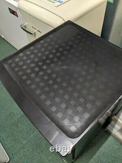 ESSENTIALS CUL55B19 Under Counter Fridge 55cm 130 litres A+ Rated Black