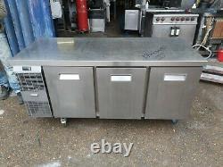 Electrolux undercounter 3 door freezer commercial worktop bench freezer -18/-21