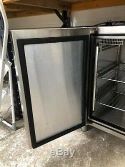 Foster ECO PRO G2 under counter fridge 2 door, double door, two door