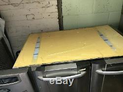 Foster EPREM1/2H, 2 Door under counter fridge