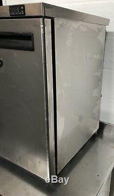 Foster Hr150 Single Door Under Counter Fridge 605 MM Wide £200 + Vat