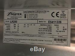 Foster LR200 Space Saver Undercounter Freezer