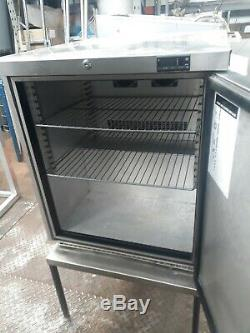 Foster Stainless Steel Under Counter Commercial Fridge