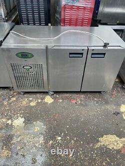 Foster Undercounter Freezer 2 Door, fully Working Order